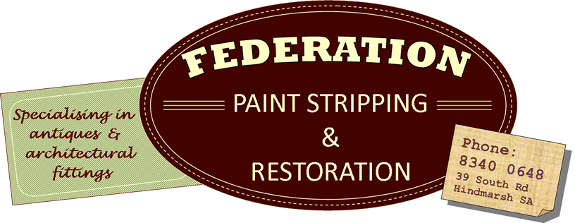 Federation Paint Stripping banner